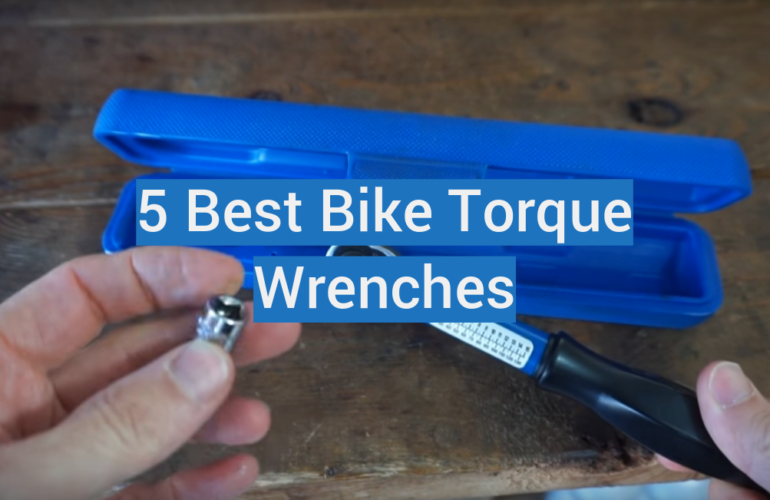 5 Best Bike Torque Wrenches