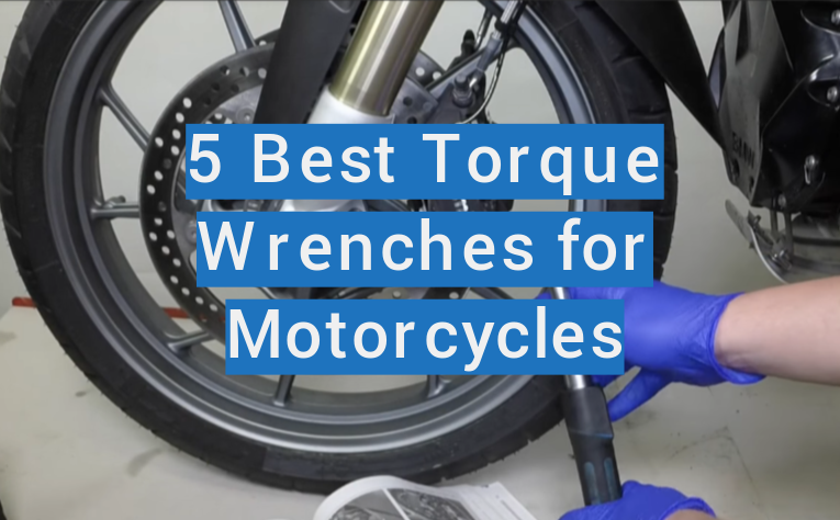 5 Best Torque Wrenches for Motorcycles
