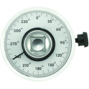 Neiko 20699A 1/2 Drive Torque Angle Gauge, Clear