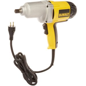 DEWALT Corded Impact Wrench with Detent Pin Anvil
