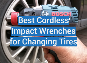 5 Best Cordless Impact Wrenches for Changing Tires