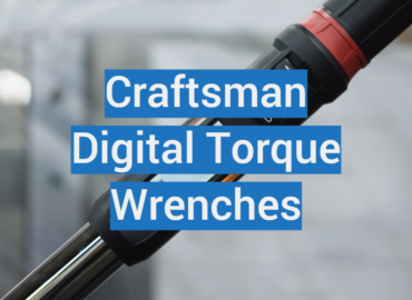 Craftsman Digital Torque Wrenches