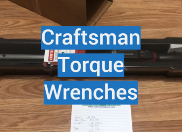 Craftsman Torque Wrenches