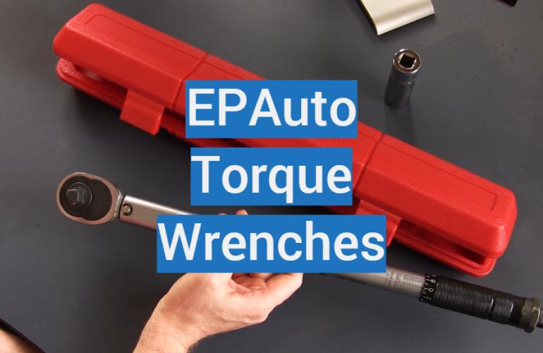 5 EPAuto Torque Wrenches