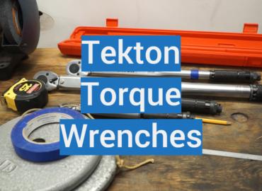 Tekton Torque Wrenches