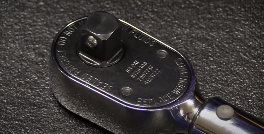 Tighten the fastener properly (nut/lug/plug/bolt)