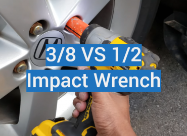 3_8 VS 1_2 Impact Wrench
