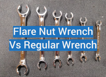 Flare Nut Wrench Vs Regular Wrench