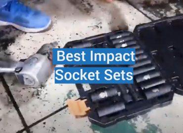 5 Best Impact Socket Sets