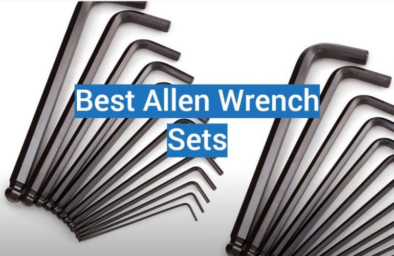 5 Best Allen Wrench Sets