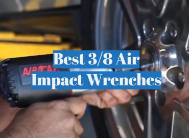 5 Best 3/8 Air Impact Wrenches