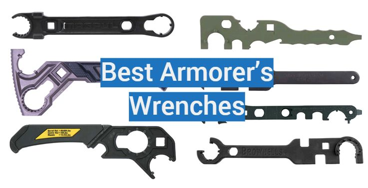 5 Best Armorer's Wrenches