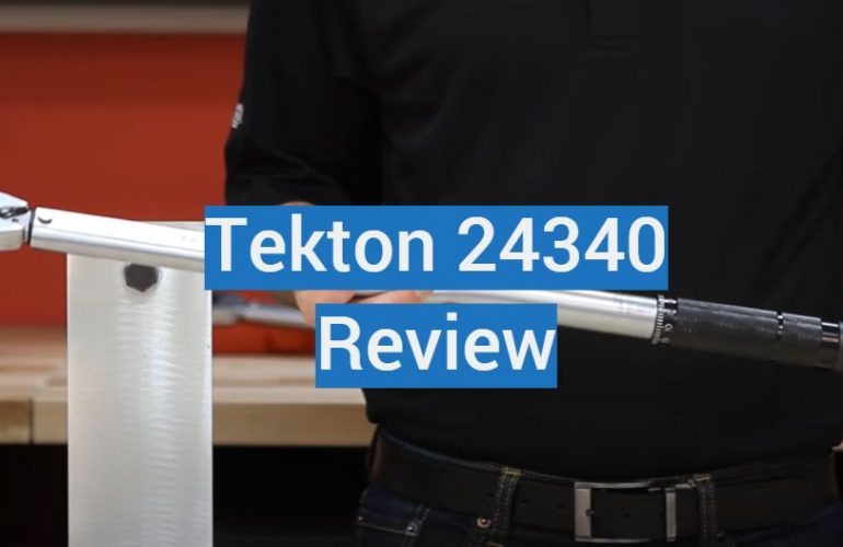 Tekton 24340 Review