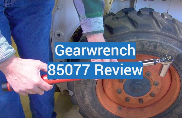 Gearwrench 85077 Review