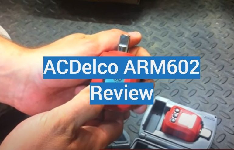 ACDelco ARM602 Review